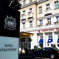 Photo prise au Hotel Fürstenhof par Christian K. le9/16/2012