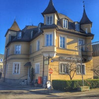 Foto scattata a Hotel Laimer Hof da Christian K. il 11/18/2015