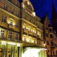 12/29/2012にChristian K.がHotel Fürstenhofで撮った写真
