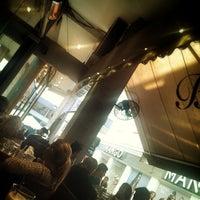 Photo taken at Bail Cafe by J V. on 2/22/2014