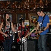 Photo taken at Quarry House Tavern by School Of Rock SilverSpring on 4/21/2013
