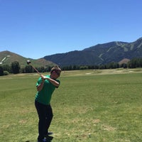Photo taken at Sun Valley Club & Golf Course by Pavle I. on 6/26/2016