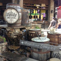 Photo taken at Ole Smoky Moonshine Distillery by Randy H. on 7/2/2013