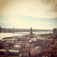 Photo taken at Riga Old Town by Dmitry O. on 6/13/2014