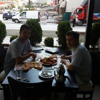 Photo taken at Konya Evi Pide Salonu by jony T. on 8/30/2013