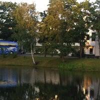 Снимок сделан в База ФК «Зенит» пользователем Катеринка С. 7/29/2013