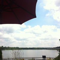 Photo taken at Blue Water Grill by Kat D. on 7/4/2013
