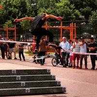 Das Foto wurde bei Alibeyköy Skatepark von Paco M. am 5/24/2015 aufgenommen