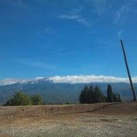 Photo taken at Kalkan-fethiye karayolu by Sinan A. on 10/18/2013