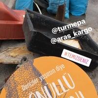 Photo taken at Gümbet İskelesi by Ertugrul A. on 11/4/2017