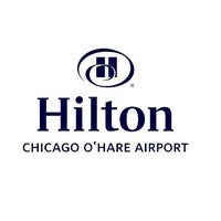 Photo taken at Hilton Chicago O'Hare Airport by Diana F. on 5/13/2015