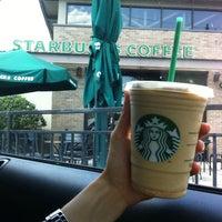 Photo taken at Starbucks by Stefanie S. on 5/9/2013