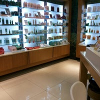 Photo taken at The Body Shop by Berthyan M. on 9/4/2013
