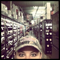 Photo taken at Total Wine & More by Shari on 8/1/2013