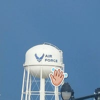 Photo taken at Tinker Air Force Base by Joshua S. on 7/23/2017