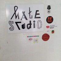 Photo taken at Małe Studio by Marek D. on 2/26/2014