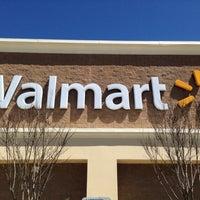 Photo taken at Walmart Supercenter by Christopher W. on 4/1/2015