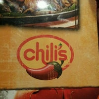 Photo taken at Chili's Grill & Bar by Yasiris V. on 11/5/2012