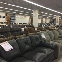 ... Photo Taken At Bobu0026amp;#39;s Discount Furniture By GulriZ On 4/ ...
