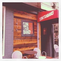 Photo taken at Contraband Coffeebar by Bào H. on 4/4/2013