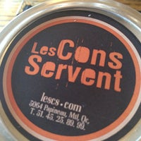 Photo taken at Les Cons Servent by Bào H. on 5/7/2013
