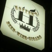 Photo taken at Hoffer's Cigar Bar by Ricardo C. on 5/27/2012