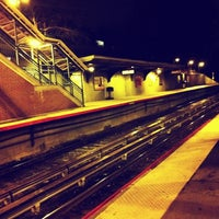 Photo taken at LIRR - Bayside Station by Jessie L. on 12/21/2011