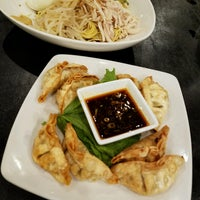 Photo taken at Monstera Sushi & Noodles by Erin D. on 10/11/2016