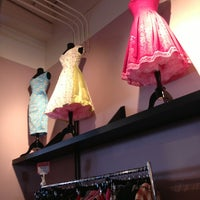 Photo taken at Bettie Page Store by Mimi J. on 8/3/2013