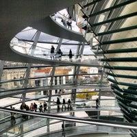 Photo prise au Coupole du Reichstag par Sasha M. le11/5/2012