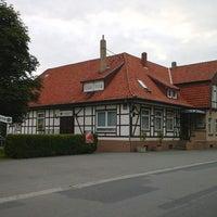 Photo taken at Zum braunen Hirsch by Stephan D. on 6/30/2013