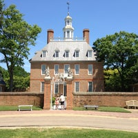 Photo taken at Colonial Williamsburg by Paul E. on 6/5/2013