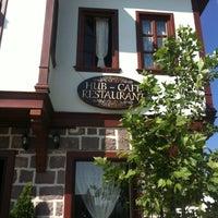 Photo taken at Hub Cafe by Kadir A. on 8/3/2013