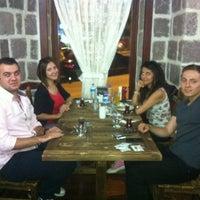Photo taken at Hub Cafe by Kadir A. on 7/28/2013