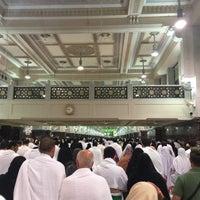 Photo taken at الحرم by Alaa B. on 5/31/2017