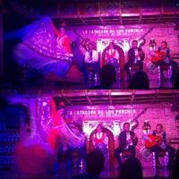 Foto tomada en Tablao Flamenco Cafetín La Quimera por Ece K. el 12/11/2015
