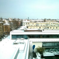 Photo taken at Frankfurt School of Finance & Management by Artem S. on 3/13/2013