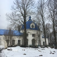 Photo taken at Добрывичи by Инна Ж. on 2/28/2017