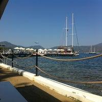 8/9/2013 tarihinde Aşkın BANU TUĞLU L.ziyaretçi tarafından Grand Yazıcı Marmaris Palace Beach'de çekilen fotoğraf