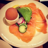 Photo taken at Le Pain Quotidien by Rach .. on 4/27/2013
