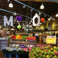 Photo taken at Whole Foods Market by Nurdan o. on 5/9/2013