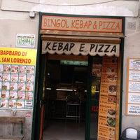 Photo taken at Kebap Roma by Latıf B. on 4/23/2013