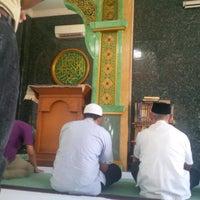 Photo taken at Masjid Al-Muhajirin by Drajat W. on 12/11/2015