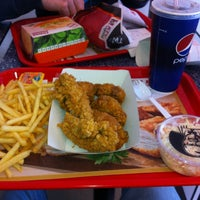 Photo taken at KFC by Jef O. on 5/1/2013
