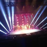 Photo taken at Teatro Aldama by ricardo a. on 6/12/2013