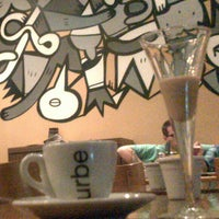 Photo taken at Urbe Café Bar by Laís A. on 6/11/2013