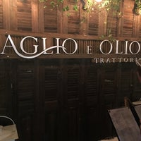 Photo taken at Aglio e Olio by Αντζελα Γ. on 8/11/2016