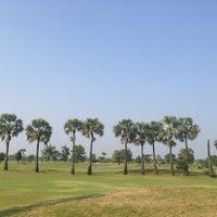Photo taken at Dancoon Golf Club by Sudarat K. on 10/4/2013