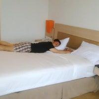 Photo taken at Abadi Hotel Jogja by Dudy s. on 9/24/2016