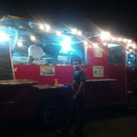 Photo taken at Firehouse Food Truck by Silvia L. on 5/1/2014